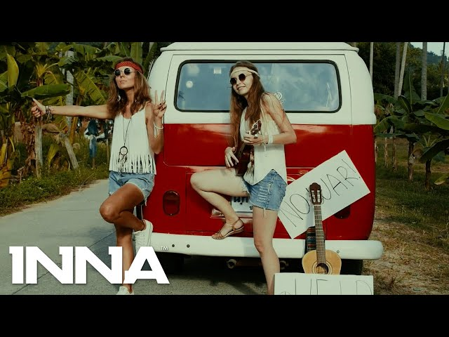 INNA - Nobody | Official Lyric Video