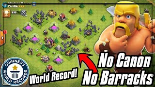 The STRANGEST Player in Clash of clans You Have Never seen!😲