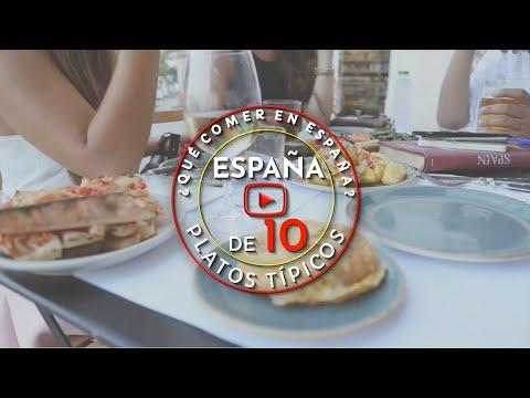 ¿Qué comer en España? Los platos típicos que tienes que probar