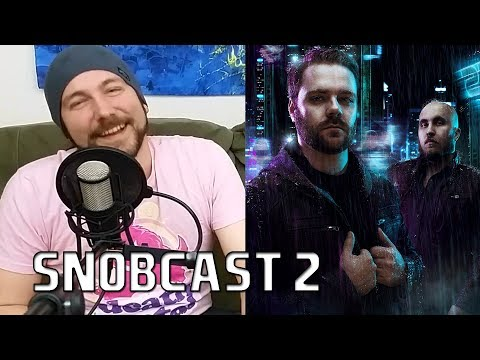Become The Knight SNOBCAST #2 - Lines In The Sky (Jesse Brock and Ben McAnelly)