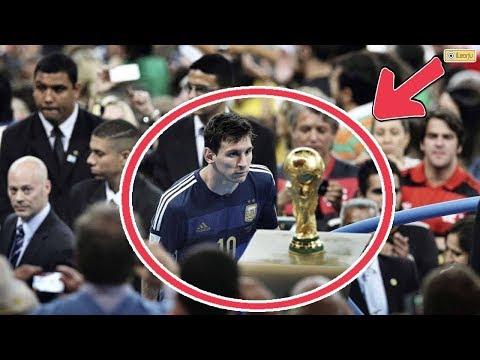 21 Curiosos y Poco Conocidos Datos Sobre el Trofeo de la Copa del Mundo FIFA