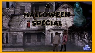 One Spooky mysterious Night mini film for kids (A haunted house )