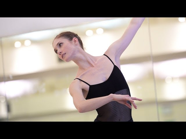La Sylphide: Alison McWhinney on The Sylph | English National Ballet