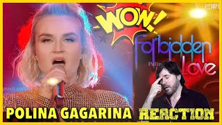 Download EPIC! 😱   Polina Gagarina (Поли́на Гага́рина) - Forbidden Love + Aftermath (Back injury)   REACTION Mp3 and Videos