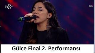 Gülce Kahtalı - YORGUN YILLARIM | O Ses Türkiye Final 2. Performans 2019