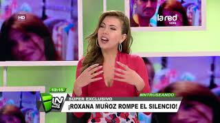 """""""Es el peor hombre que existe"""": Roxana Muñoz disparó contra el rol paternal de Kike Acuña"""