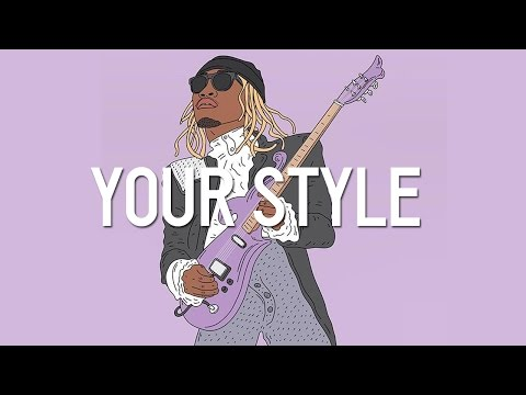 Future x The Weeknd Type Beat - Your Style (Prod. By B.O Beatz)