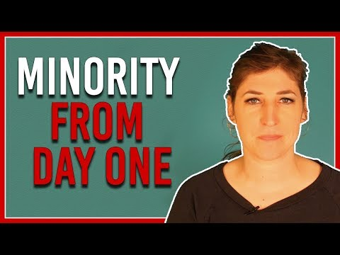 Thumbnail: Minority from Day One: How I've Dealt with Being Different | Mayim Bialik