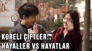 Koreli çiftler: Hayaller vs Hayatlar