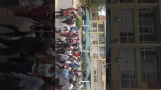 UNAM SRC 2016 Peaceful Protest