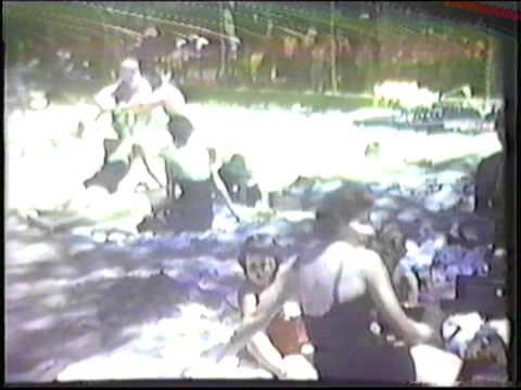 Peony Park pool, Omaha, Nebraska 1957