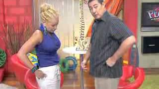 Repeat youtube video Tecnica para el dolor del Nervio Ciático