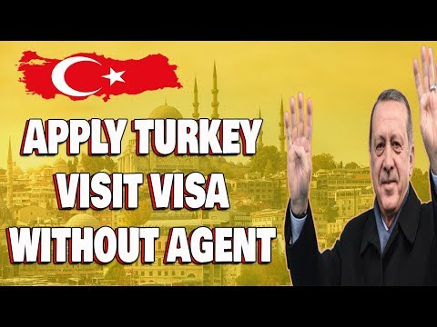 Apply Turkey Visit Visa Without Agent Easily Turkey Residency Permit