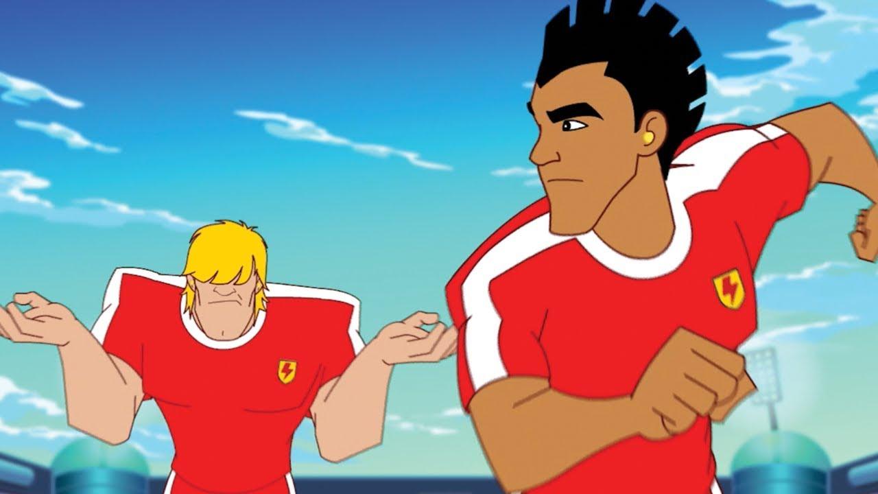 Download Season 1, Episode 12 - Communication Blok | SupaStrikas Soccer kids cartoons | #soccer #football