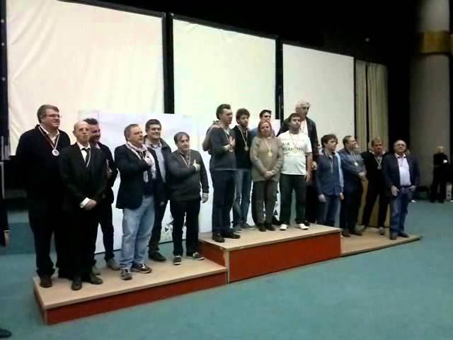 Campionati Squadre Libere e Signore 2014