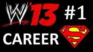WWE 13: Superbman
