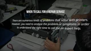 Lexmark printer repair: Lexmark Certified Professionals – Make a Wise Choice