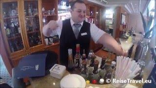 MS Casanova, nicko cruises, Kreuzfahrt,  Flusskreuzfahrt, Rhein, Loreley,