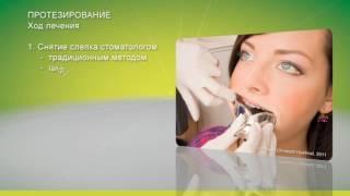 Красивые зубы, дентальная имплантация, протезирования на имплантатах(Протезирования имплантационной системой