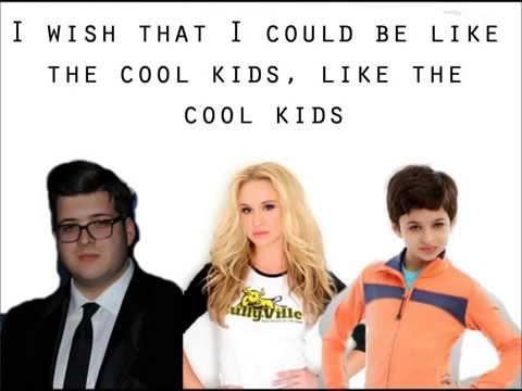 Glee Cast - Cool Kids lyrics