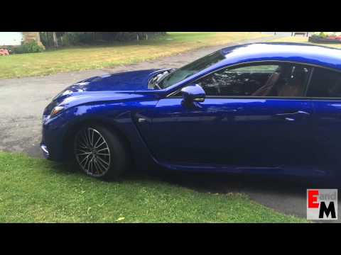 Lexus RCF Review - Exchange and Mart