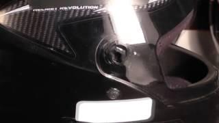 Troca da Viseira Polivisor Compatível com Capacete: Protork New Liberty 4