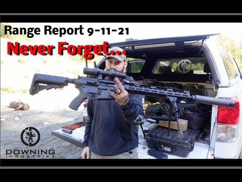 Range Report 9-11-21