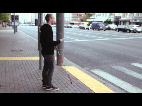 SeeLight   Helping blind people navigate cities