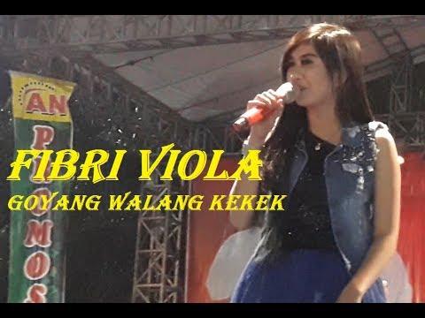 Goyang Walang Kekek Fibri Viola SERA LIVE Alun Alun Madiun