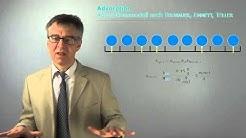 OFAÜ7 Adsorption nach BET - Spezifische Oberfläche des Adsorbens aus Monoschichtbedeckung