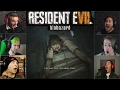 Gamers Reactions to the Marguerite ATTACK | Resident Evil 7: Biohazard