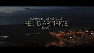 WeDroneU Feu Artifice  Dunkerque Août 2018