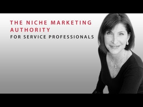 Niche Marketing Authority, Nancy Fox