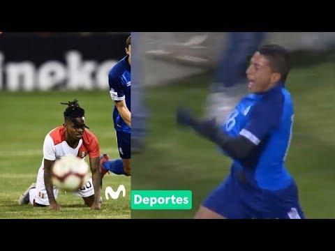 Perú vs. El Salvador 0-2 | RESUMEN y GOLES del partido amistoso de 2019