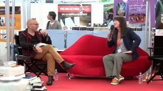 Dominique Sylvain en tête à tête avec Gérard Collard - Café litt - SMEP 2015