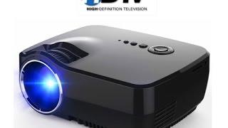 Mini Proyector Profesional Led TV Digital Full Hd