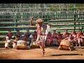 Young sangoma dancing- sing labangoma bane Gombe