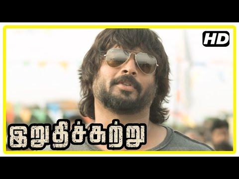 Irudhi Suttru Latest Tamil Movie Scenes   Best Of Madhavan   Vol 1   Ritika   Nasser   Radha Ravi