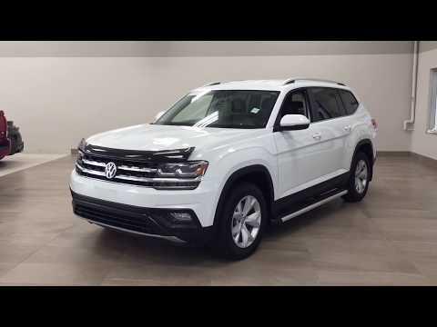 2018 Volkswagen Atlas Comfortline Review