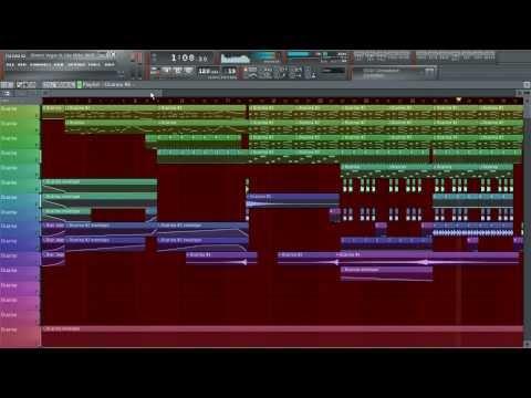 Remake - Dimitri Vegas, Like Mike  Wolfpack   Ocarina BodyBangers Remix)  full Flp MF