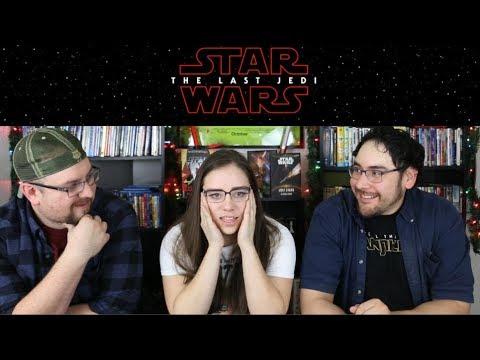 Star Wars THE LAST JEDI - SPOILER Discussion / Review