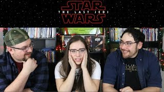 Star Wars THE LAST JEDI - SPOILER Discussion / Review