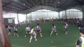 National Dodgeball League 2014: Match 236 - Reapers vs Hyperblades Game 3/7 (Female)