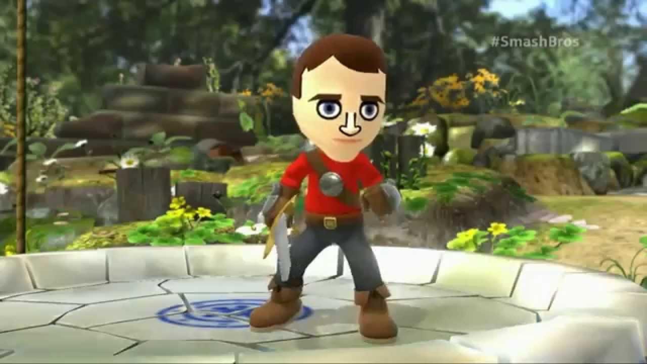 Mii Fighter (SSB4) - SmashWiki, the Super Smash Bros  wiki