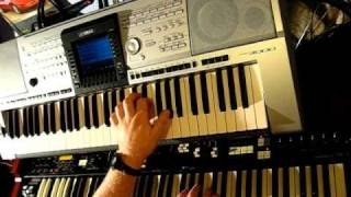 MADNESS. BENNY BULLFROG. KEYBOARD COVER. .MIKE BARSON