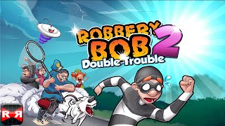 Download lagu Robbery Bob 2: Double Trouble (Lvl. 1-10) - iOS / Android - Gameplay Video Part 1