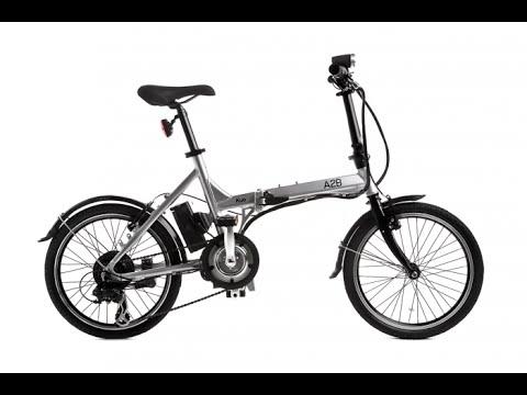 ebike Electric Bike Review of A2B Kuo Folding Electric Bike