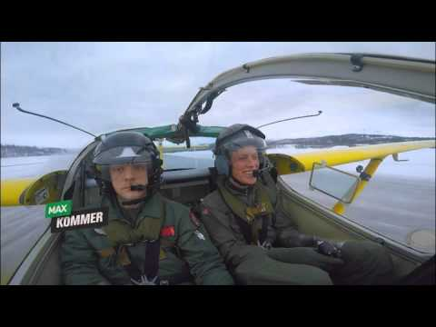 forsvaret pilot