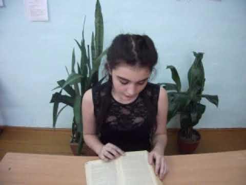 Изображение предпросмотра прочтения – ОлесяСтанькова читает отрывок изпроизведения «Два капитана» В.А.Каверина