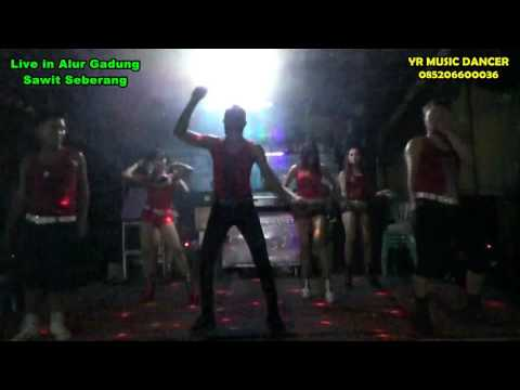 YR MUSIK DANCER   OPENING Sembilu   Vj Irga feat Vj Sri Vivi
